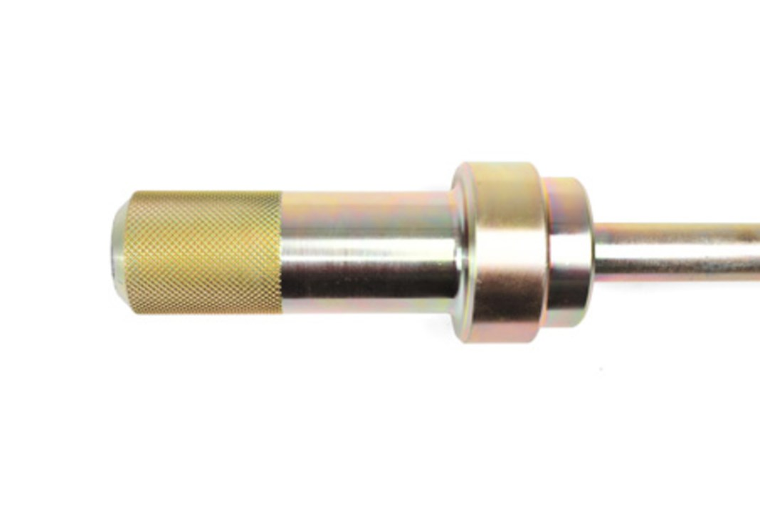 Slide hammer shaft