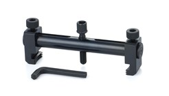 Puller for belt pulleys