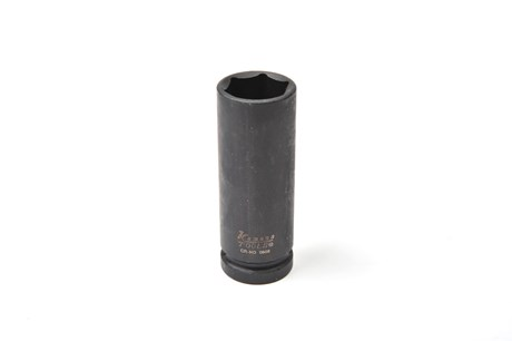 Impact sockets, long, mm