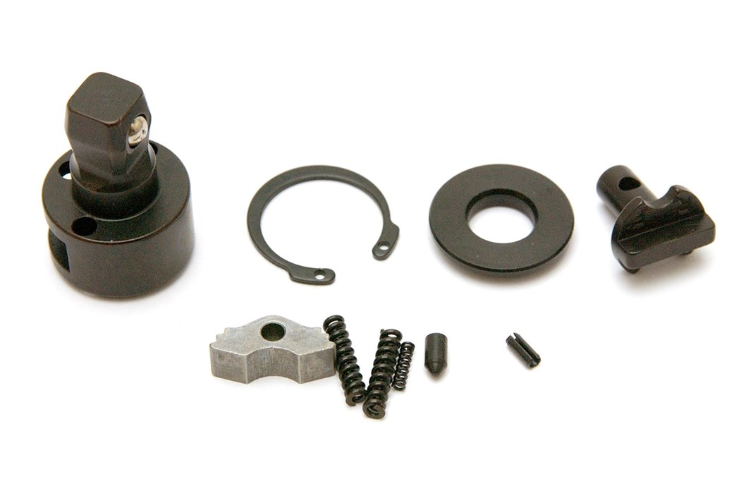 Repair set ratchet mechanism for K 9807