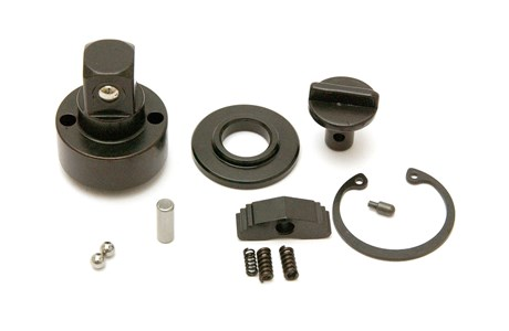 Repair set ratchet mechanism for K 9809