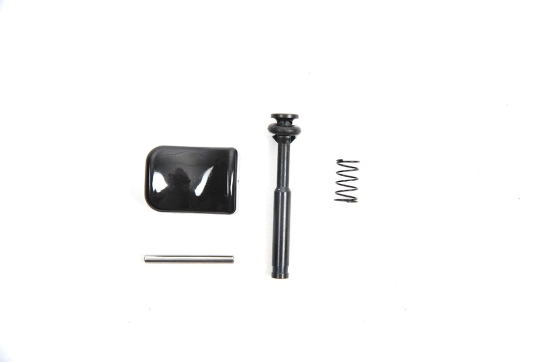 Throttle lever for K 9814, K 9815 and K 9816