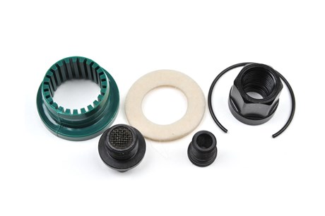 Air connector set for K 9818