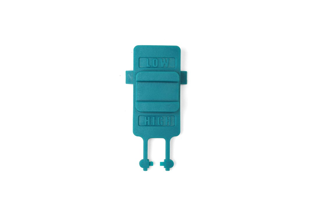High/low range control for K 10250, drill/ driver 10.8 V