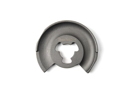 70-130 mm spring clamp, small center hole