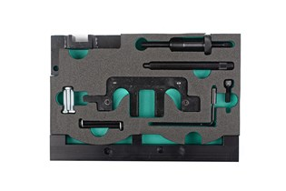 BMW engine locking tool