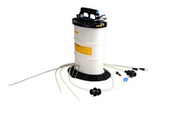 Oil extractor, 6.5 liters