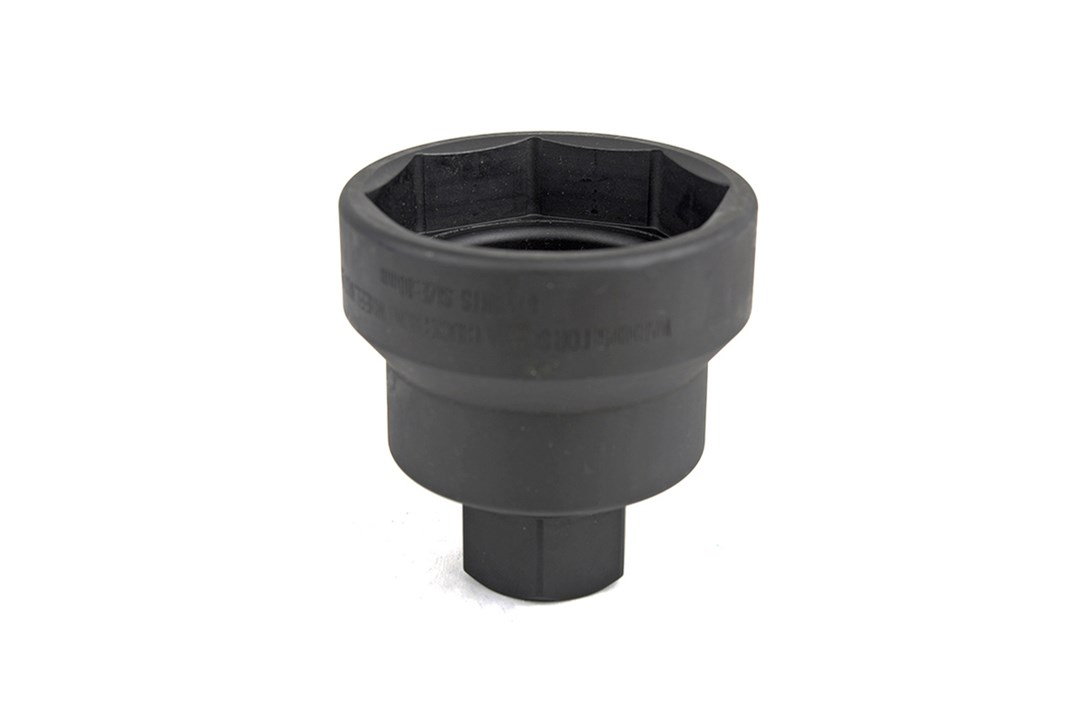 Socket for hub nuts, 80 mm