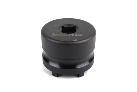 Socket for hub nuts, 74 mm