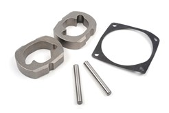 Necessary parts for renovating the impact mechanism in your tool.