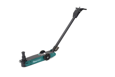Garage jack, 15 ton, air/hydraulic