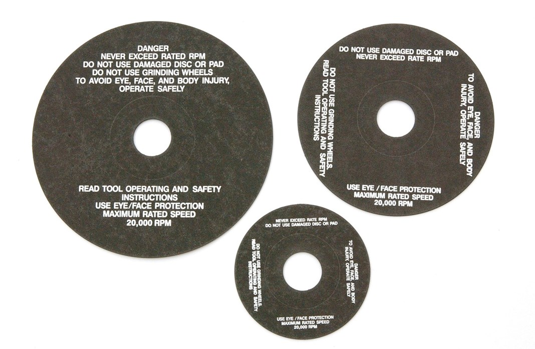 Replacement discs for K 9815